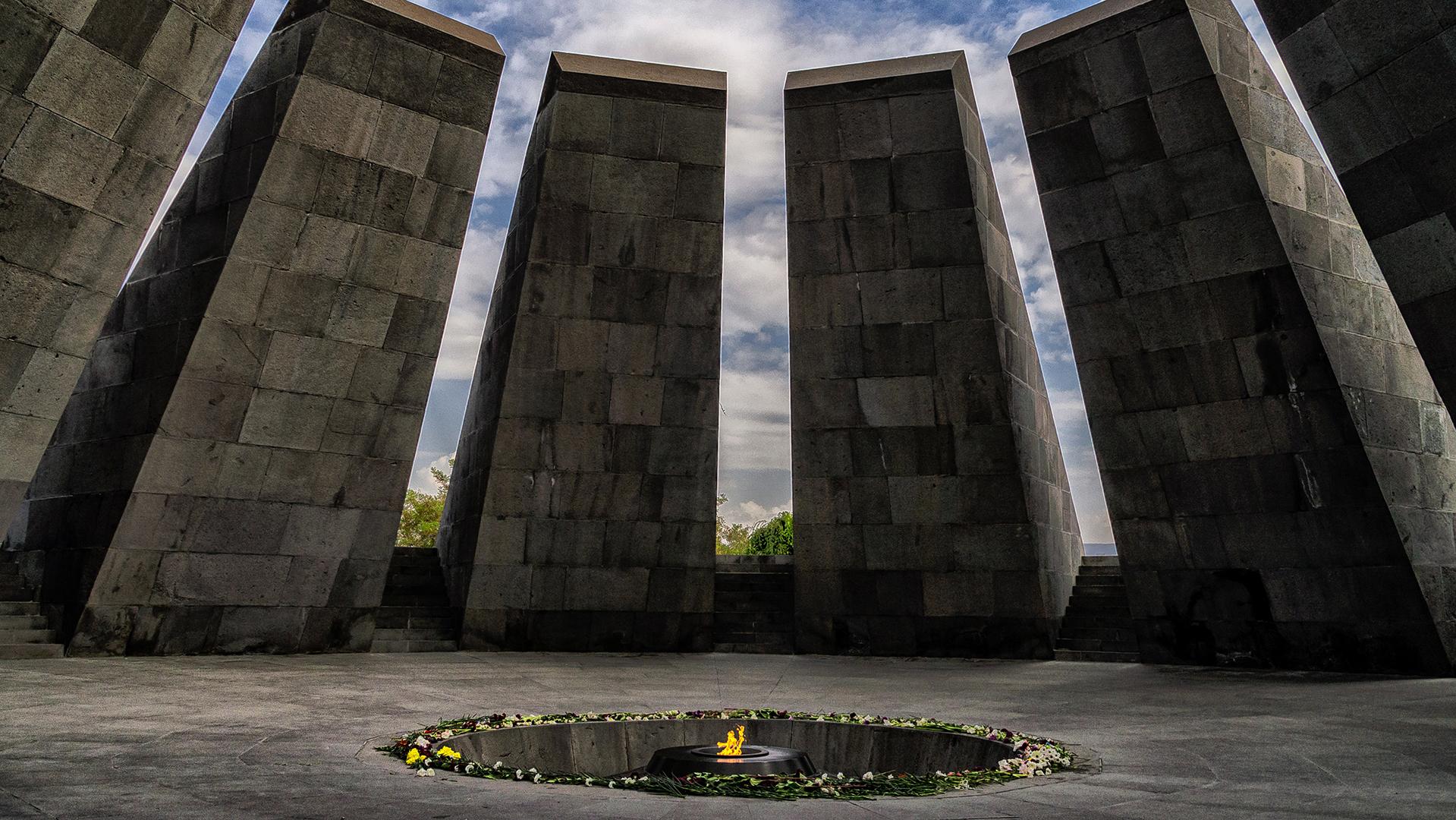 105e herdenking van de Armeense genocide