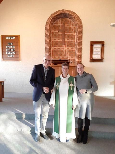 Prikkelarme Kerkdiensten