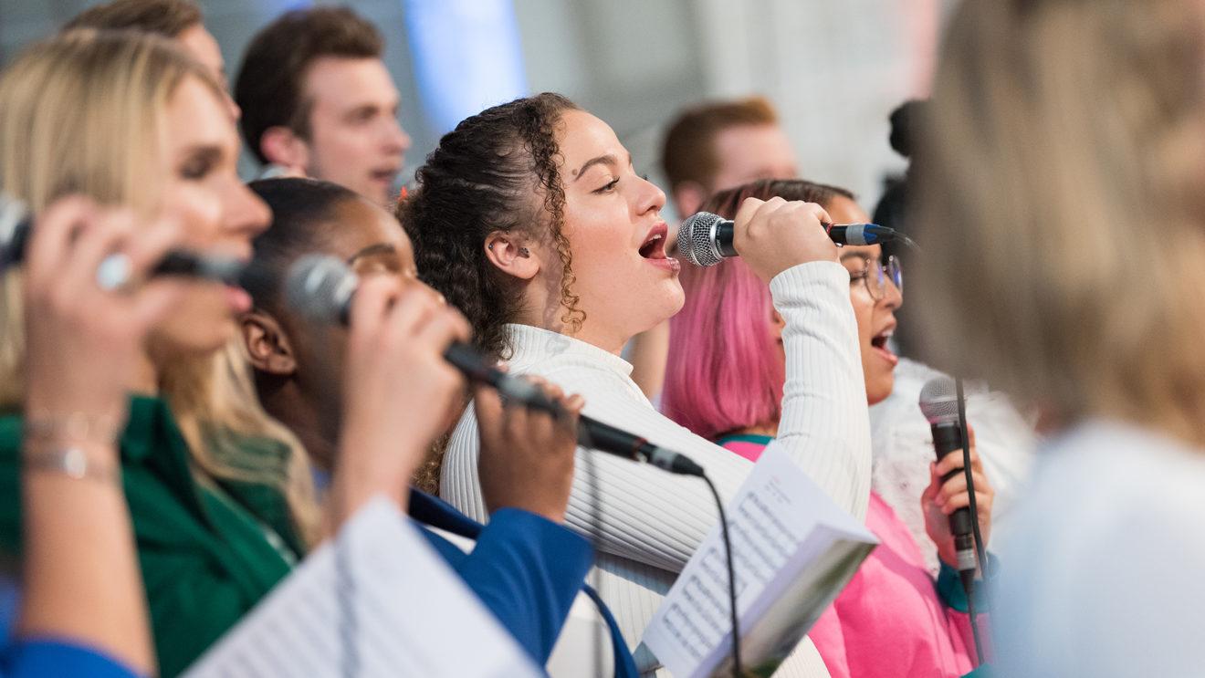 Liederen voor online kerkdiensten