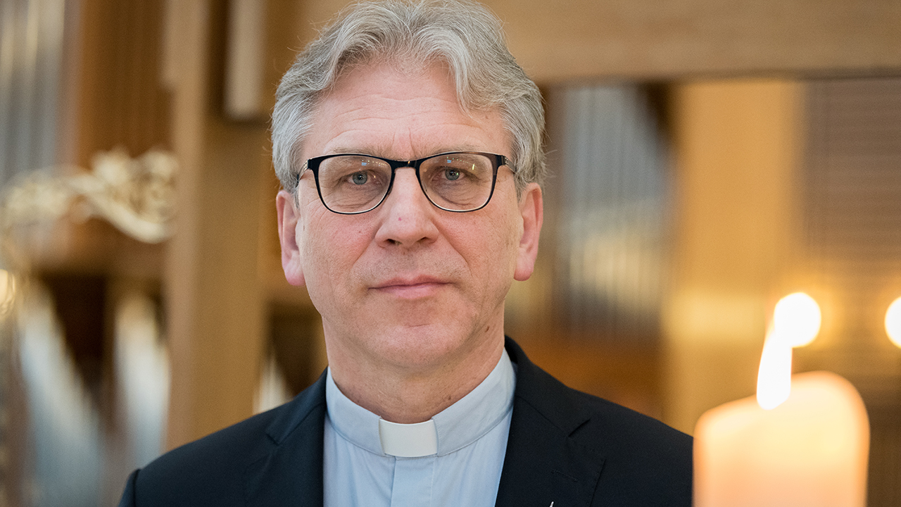 Olav Fykse Tveit, January 2020