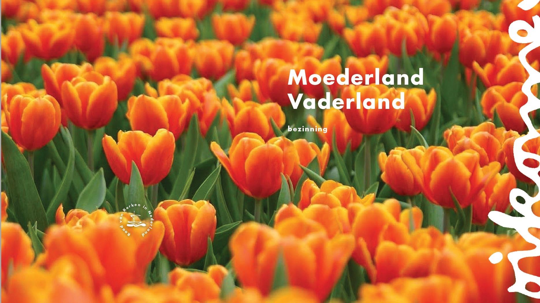 Moederland Vaderland