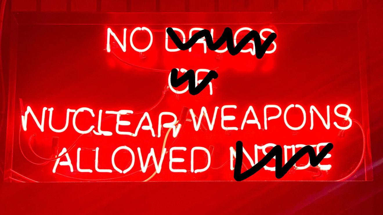 Raad spreekt zich uit tegen nieuwe kernwapenwedloop